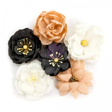Prima marketing amelia rose collected paper flowers 597207 craftie prima marketing amelia rose collected paper flowers 597207 mightylinksfo