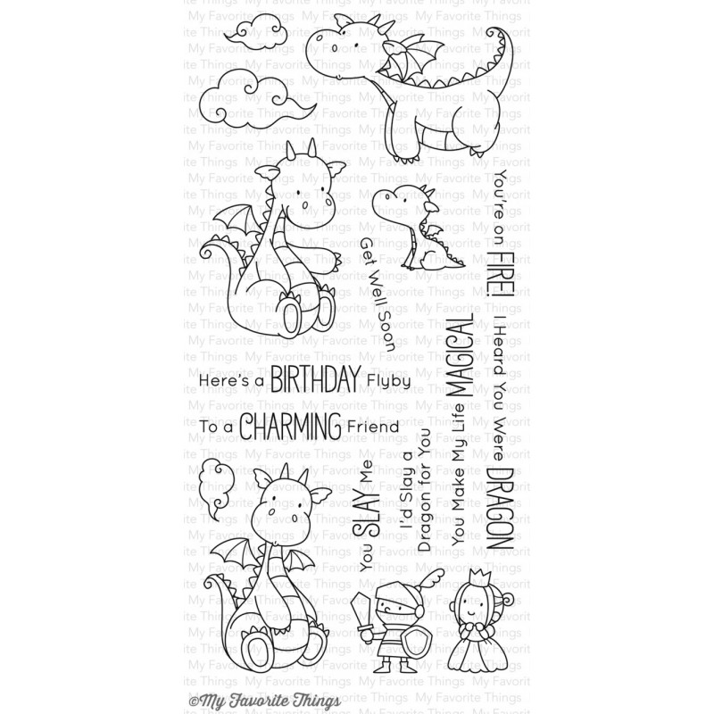 Craft Fair Clear Stamps