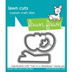 Lawn Fawn Cuts One in a Chameleon Universal Custom Craft Cutting Dies LF1550