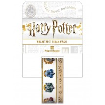 Paper House Harry Potter House Crests Washi Tape STWA-0051