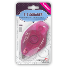 3L Scrapbook Adhesives E-Z Squares Dispenser - 01206