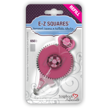 3L Scrapbook Adhesives E-Z-Squares Refill - 01207