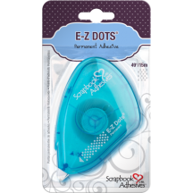 3L Scrapbook Adhesives E-Z Dots Permanent Adhesive - 01663