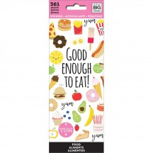 Me & My Big Ideas The Happy Planner Food Value Pack Stickers PPSM-03