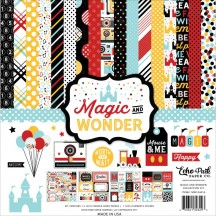 "Echo Park Magic & Wonder 12""x12"" Collection Kit MW124016"