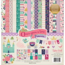 "Echo Park Once Upon a Time Princess 12""x12"" Collection Kit OUG22016"