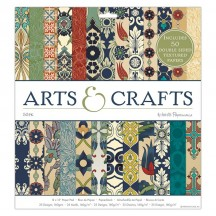 """doCrafts Papermania Arts & Crafts 12""""x12"""" Paper Pack 160268"""