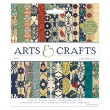"""doCrafts Papermania Arts & Crafts 6""""x6"""" Paper Pack 160270"""
