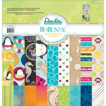 "Bo Bunny Make A Splash 12""x12"" Collection Pack 21416994"