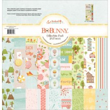 "Bo Bunny Weekend Adventures 12""x12"" Collection Pack 21816150"