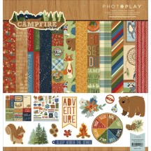 "Photoplay Campfire 12""x12"" Collection Pack CL2513"