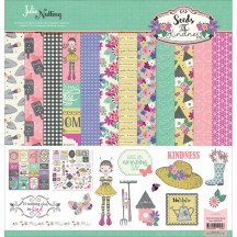 "Photoplay Julie Nutting Seeds Of Kindness 12""x12"" Collection Pack SK2545"