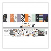 "Fancy Pants Spellbound 12""x12"" Halloween Collection Kit 2890"