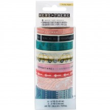 Crate Paper Here + There Washi Tape Rolls 344352