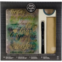 American Crafts Kelly Creates Journal Accessory Kit 346407
