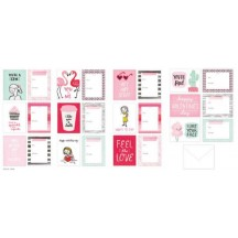 Crate Paper Heart Day Cards With Envelopes 375919