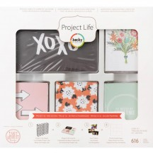 Becky Higgins Project Life Core Kit - Project 52 Rad Edition 380015