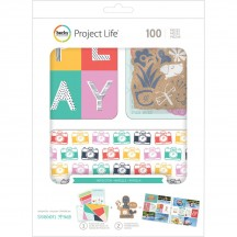 Becky Higgins Project Life Hopscotch Value Pack Cards Kit 380799