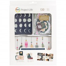 Becky Higgins Project Life Value Pack Cards Bohemian 380803