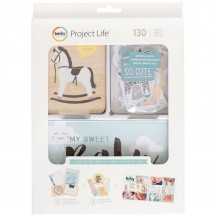 Becky Higgins Project Life Value Pack Cards Little You Boy 380805