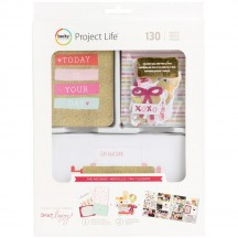 Becky Higgins Project Life Value Pack Cards Fine & Dandy 380806