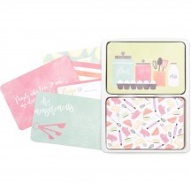 Becky Higgins Project Life Value Pack Recipe Cards 380812