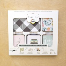 Becky Higgins Project Life Core Kit Maggie Holmes Gather Edition 380821
