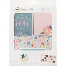 Becky Higgins Project Life Value Pack Cards - Paige Evans Turn the Page 380855