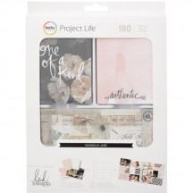 Becky Higgins Project Life Value Pack Cards - Heidi Swapp Magnolia Jane 380857