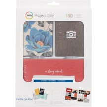 Becky Higgins Project Life Value Pack Cards - Stories 380859