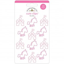Doodlebug Fairy Tales Cute Paper Clips 5593