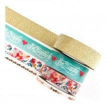 My Prima Planner Be Happy Washi Tape 595210