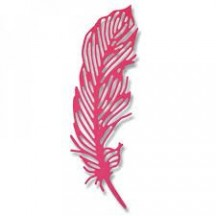 Sizzix Delicate Feather Thinlits Dies - 661682 - Sophie Guilar