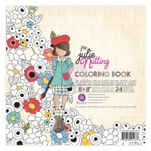 Prima Marketing The Julie Nutting Coloring Book 911676