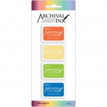 Ranger Wendy Vecchi Mini Archival Ink Pad Kit 3 AIMK57697