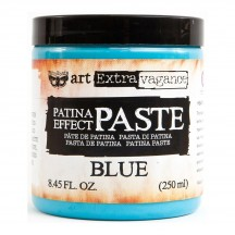 Prima Finnabair Art Extravagance Patina Effect Paste Blue 964740