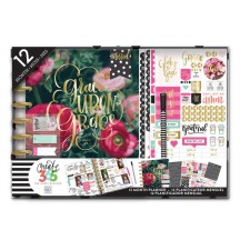Me & My Big Ideas Create 365 CLASSIC Happy Planner 12 Month Box Kit - Have Faith BOX115