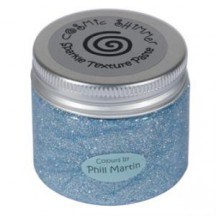 Creative Expressions Cosmic Shimmer Chic Grey Blue Sparkle Texture Paste 50ml