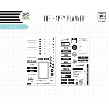 Me & My Big Ideas Create 365 The Happy Planner To Do Clear Stamps CLS-02