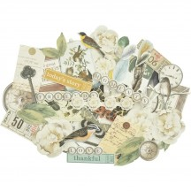 Kaisercraft Anthology Collectables Die-Cut Pieces CT938