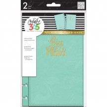 Me & My Big Ideas Create 365 MINI Happy Planner Snap-In Cover Big Plans COLM-02