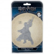 Harry Potter Universal Metal Cutting Die and Stamp Set DIS2301