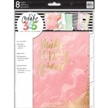 Me & My Big Ideas Create 365 CLASSIC Happy Planner Lovely Pastels Dividers DIV-02