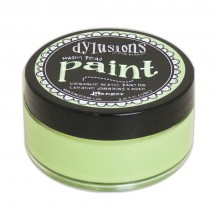 Ranger Dylusions Mushy Peas Paint 2 fl oz - DYP60185 Green