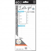 Me & My Big Ideas Create 365 CLASSIC Happy Planner Half Sheet Travel FIL-23