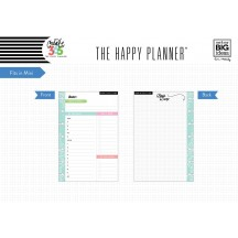 Me & My Big Ideas Create 365 MINI Happy Planner Daily Sheets FILM-02