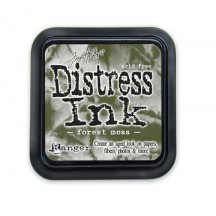 Ranger Tim Holtz Distress Ink Pad - Forest Moss