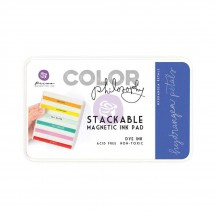 Prima Color Philosophy Hydrangea Blue Stackable Magnetic Dye Ink Pad 589431