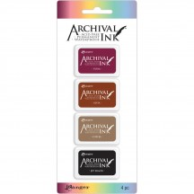 Ranger Wendy Vecchi Mini Archival Ink Pad Kit 2 AIMK57680
