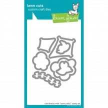 Lawn Fawn Cuts Sunny Skies Universal Custom Craft Cutting Dies LF517